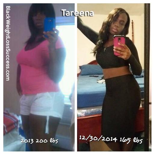 tareena weight loss