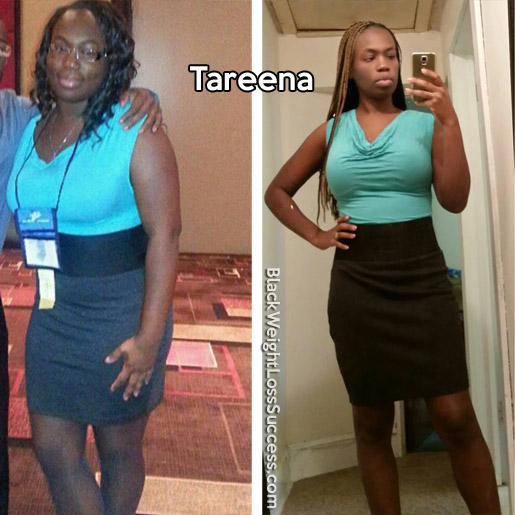 tareena before and after