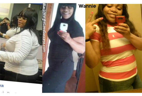 wannie weight loss