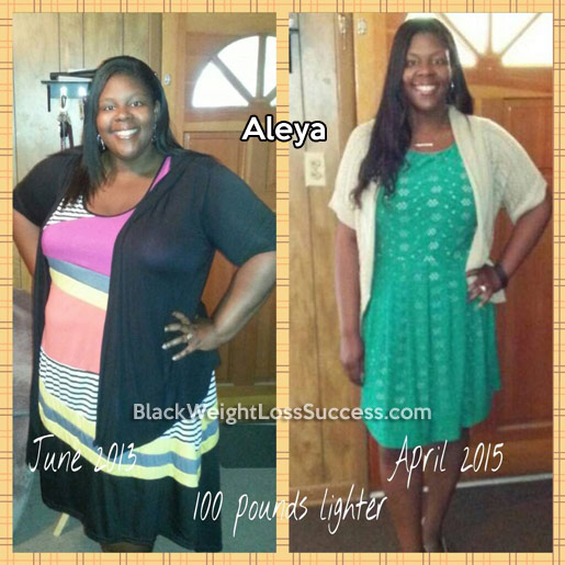 aleya before and after