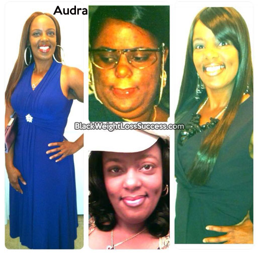 audra weight loss