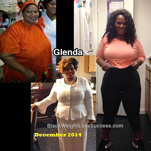 glenda before and after