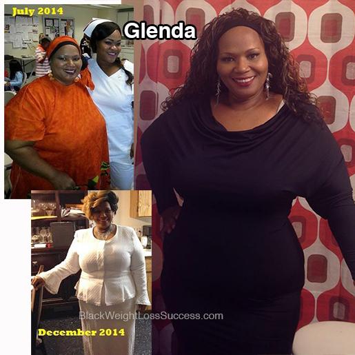 glenda update weight loss