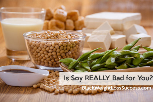 is soy bad