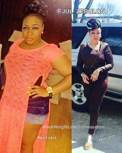 jul weight loss story