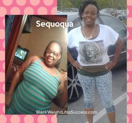 sequoqah before and after