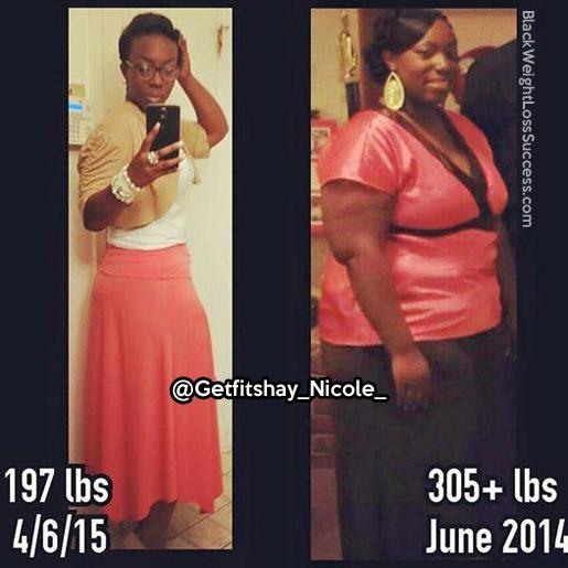 sharonda weight loss