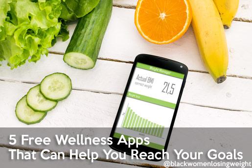 5 free wellness apps