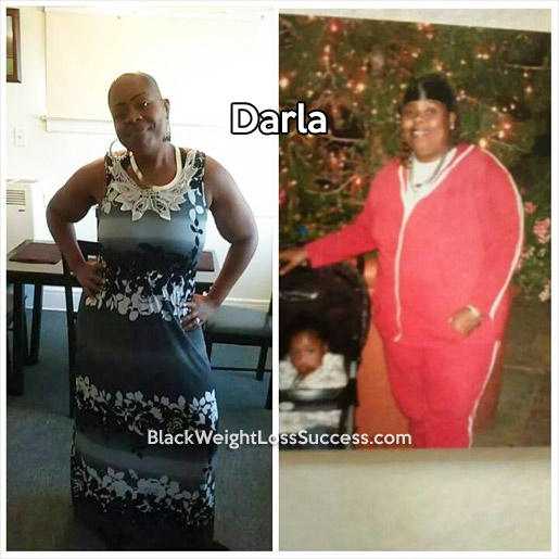 Darla weight loss