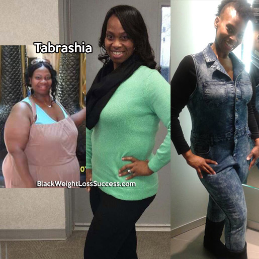 Tabrashia before and after