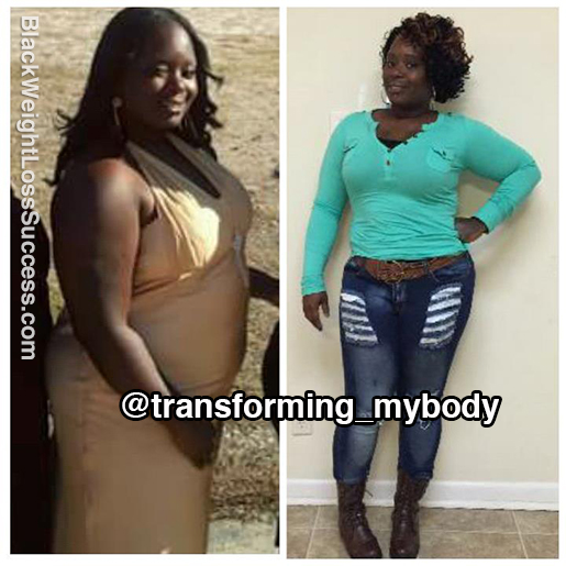 Courtney weight loss update