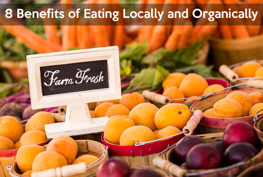 eating local and organic