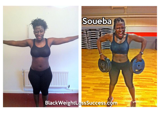 soueba before and after