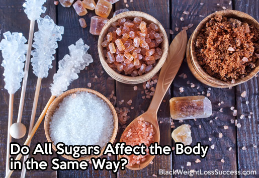 sugars affect the body