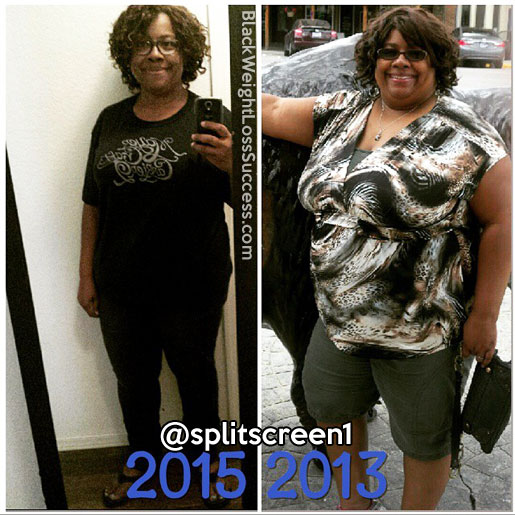 tracey before and after