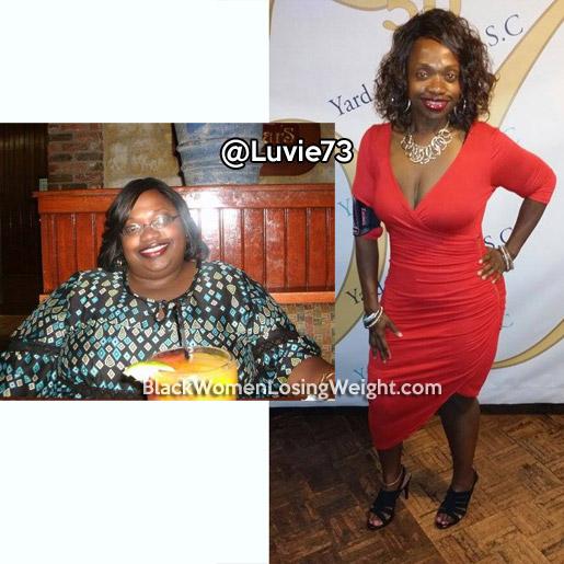 CJ weight loss story