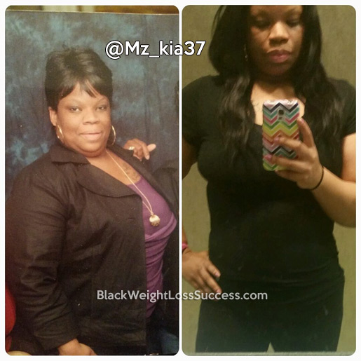 nakia before and after