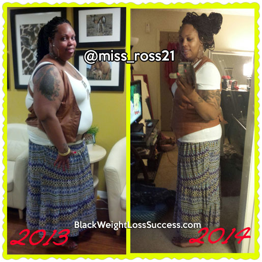 nina before and after