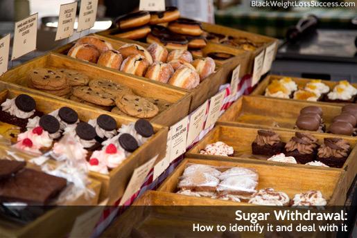 sugar withdrawal symptoms