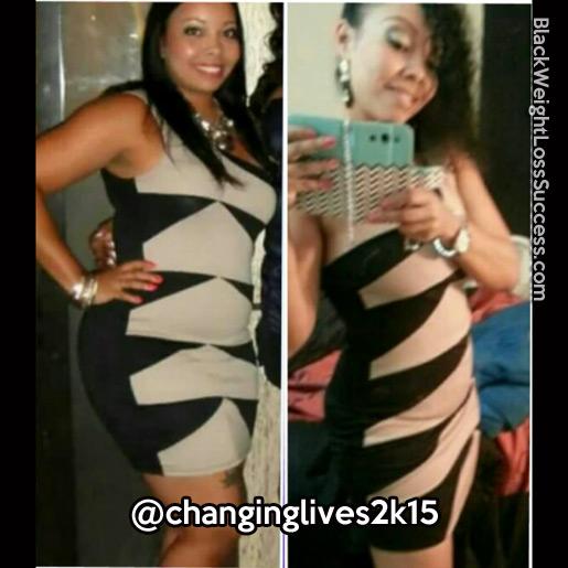 Amisha weight loss