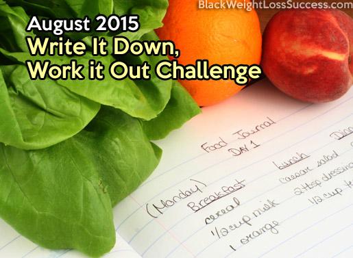 august challenge 2015