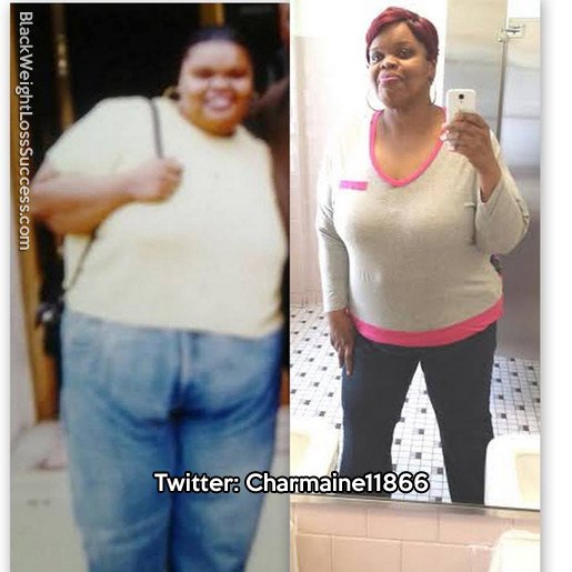 charmaine before and after
