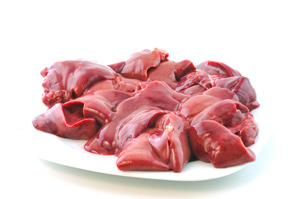chicken livers