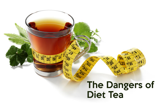 diet tea senna dangers