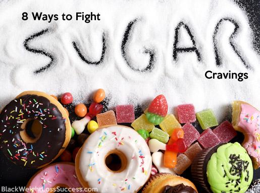 fight sugar cravings