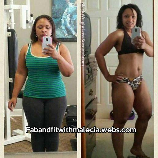 malecia weight loss