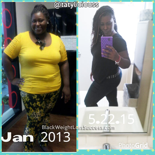 tatyanah weight loss