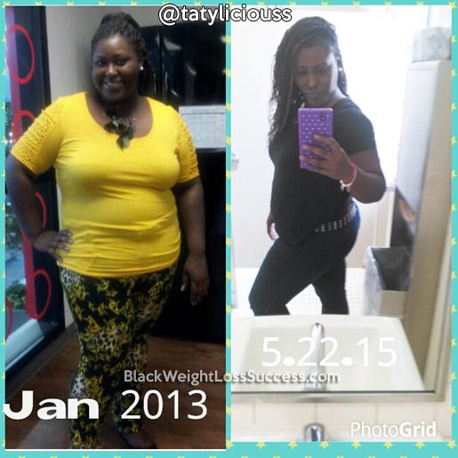 tatyanah weight loss
