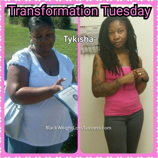 tykisha before and after