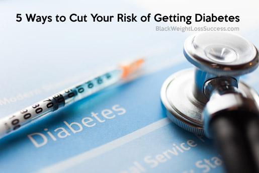 cut diabetes risk
