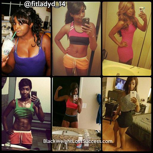 djuana weight loss story