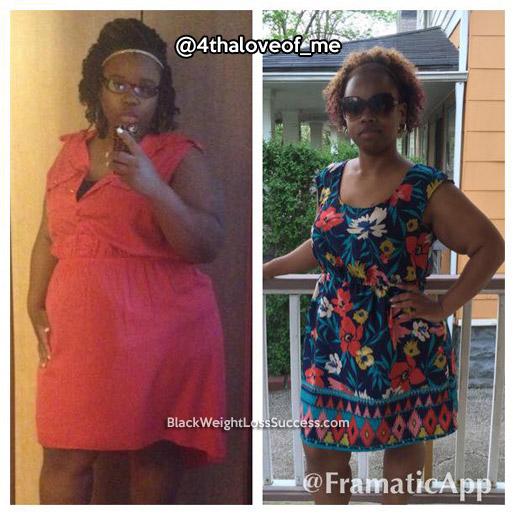 shaunda weight loss