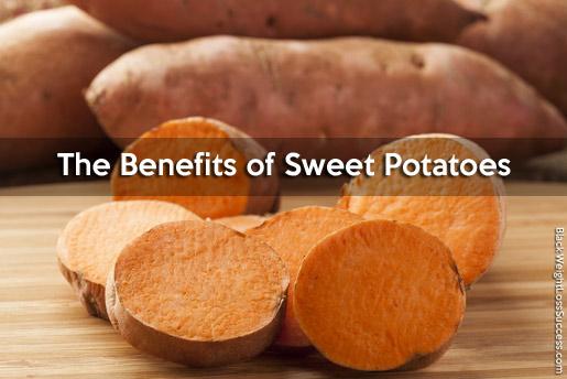 sweet potato benefits