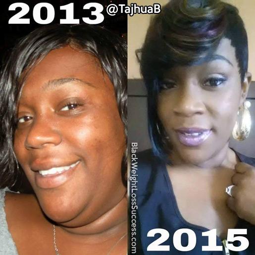tajhua weight loss story