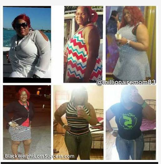 tanisha weight loss journey