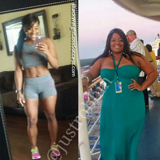 Robbin weight loss story