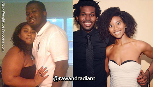 ashely and husband weight loss