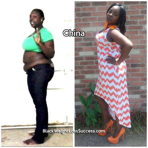 china before and after