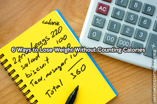 weight loss without counting calories