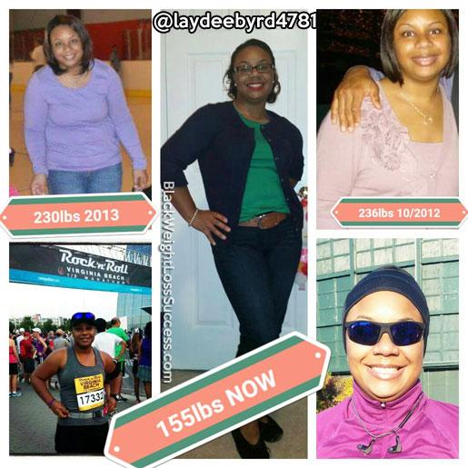 deborah weight loss story