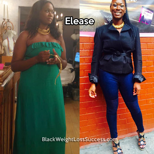 elease before and after