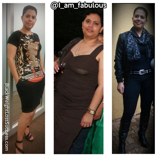 fabiola weight loss story