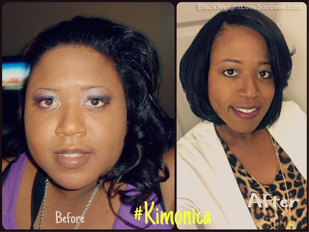 Kimonica weight loss