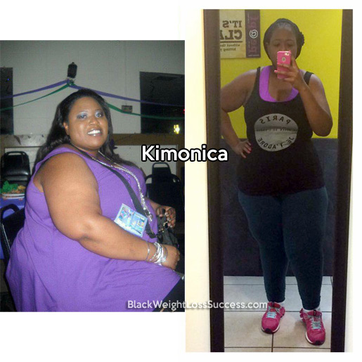 kimonica before and after