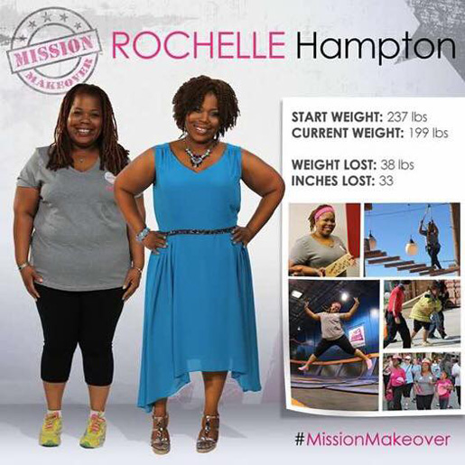 rochelle mission makeover