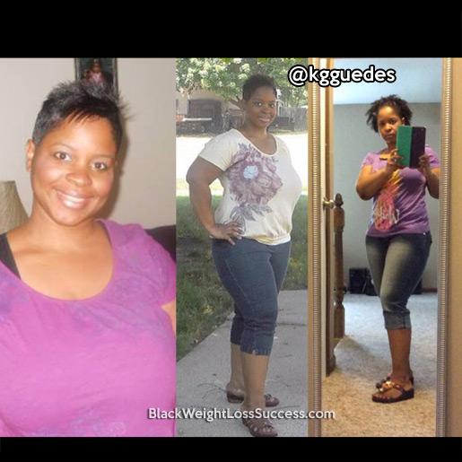 tanisha weight loss story